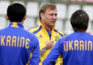 Калитвинцев назвав склад на матч із Канадою