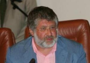 Коломойский: Тищенко может проработать тренером Днепра и до зимы