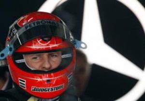 Шумахер: Уверен, что Гран-при Сингапура станет захватывающим приключением