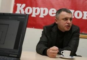 Ігор Суркіс: Я не відправлю Газзаєва у відставку