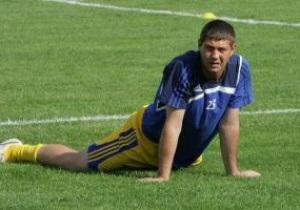 Рикун зіграв матч за Ворсклу