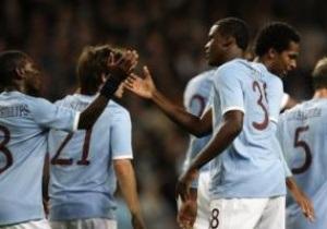 Букмекери вважають фаворитом Ліги Європи Манчестер Сіті