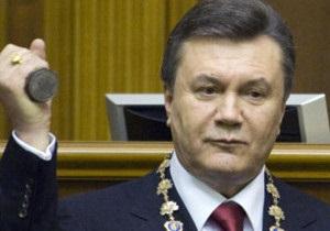 Українська служба Бі-бі-сі: Регіони натякають на президентське правління
