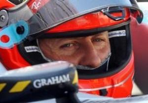 74% немцев не верят, что Шумахер добьется успеха в 2011-м
