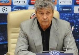 Луческу: Важно, что начали групповой турнир с победы