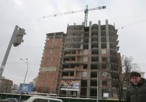 ХК Киевгорстрой признан самой устойчивой строительной компанией