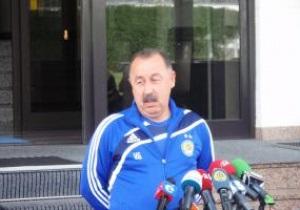 Газзаев о БАТЭ: Мы столкнемся с очень хорошим соперником