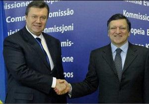 Янукович у Брюсселі: прориву не прогнозують