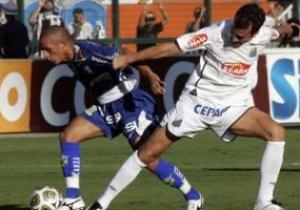 Футболист пострадал от полицейского во время матча