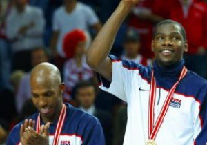 Дюрант признан MVP чемпионата мира в Турции