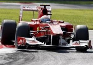 Алонсо побеждает на Гран-при Италии