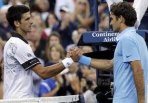 Джокович не пустил Федерера в финал US Open