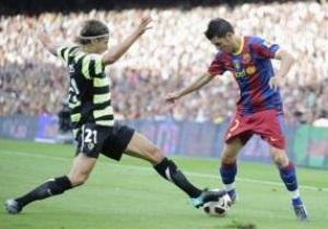 Примера: Первая победа Моуриньо, первое поражение Барселоны