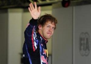 Гран-при Италии: Феттель выигрывает вторую практику