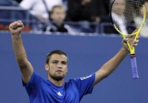 Михаил Южный во второй раз в карьере вышел в полуфинал US Open