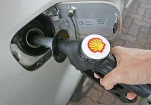 АЗС Shell планируют расширить присутствие на украинском рынке