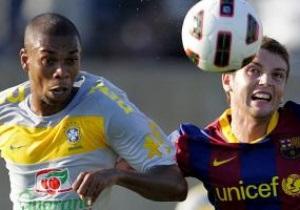 Фернандиньо забил за сборную Бразилии
