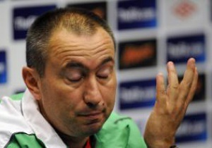 Сборная Болгарии осталась без тренера
