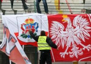 СМИ: Матч Польша - Украина был под угрозой срыва
