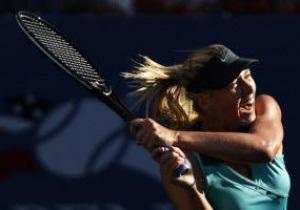 US Open: Мария Шарапова завершила выступление