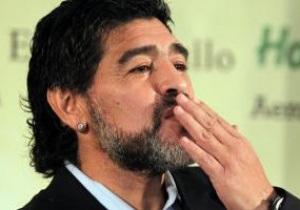 Марадона хочет отметить 50-летие с Наполи