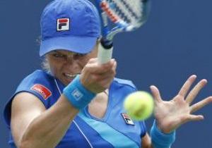 Клийстерс стала первой четвертьфиналисткой US Open-2010