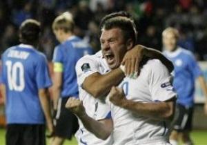 Євро-2012: Сербія не залишає шансів Фарерам, Італія насилу перемагає Естонію