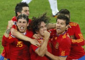 Букмекеры назвали фаворитов Евро-2012