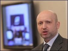Турчинов про арешти як  політичну розправу