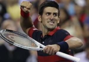 US Open: Джокович і Федерер виходять до третього кола