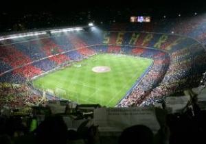 Барселона запропонувала провести регбійний матч на Камп Ноу