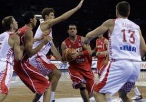 ЧМ-2010: Хорваты одолели Тунис, сербы не испытали проблем с австралийцами