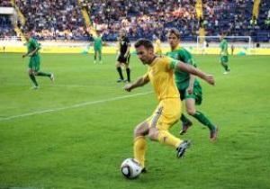 Шевченко заверил, что с Польшей и Чили Украина сыграет на результат