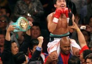 Пакьяо сразится с Маргарито за пояс Чемпиона мира по версии WBC