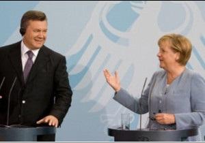 Українська служба Бі-бі-сі:  Меркель скептично налаштована щодо Сходу