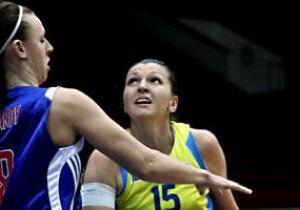 Баскетбол: Українки не змогли вийти на ЧЄ-2011