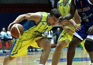 За последнюю путевку на Евробаскет-2011 Украина поборется следующим летом