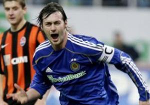 Мілевський продовжив контракт з Динамо