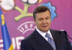 Янукович поручил Колесникову начать подготовку к проведению в Украине Олимпиады-2022