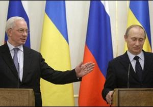 Київ хоче подальшого перегляду газових угод