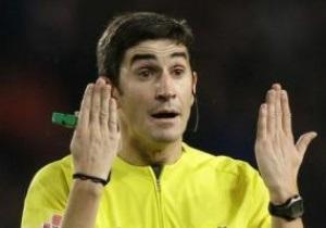 Аякс і Динамо розсудить іспанський арбітр