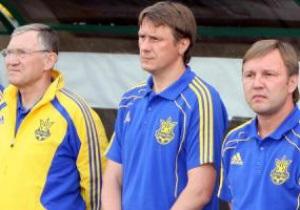 Збірна залишилася без головного тренера. Альтман заступився за ФФУ