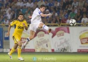 Спорт bigmir)net представляє матч Дніпро vs Лех