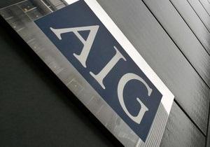 AIG намерен выплатить долг перед правительством США