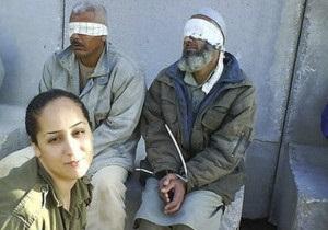 Скандал щодо фото палестинців на Facebook