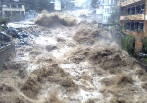 Повінь у Пакистані - наслідок змін клімату