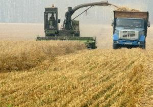Україна готується обмежити експорт зерна