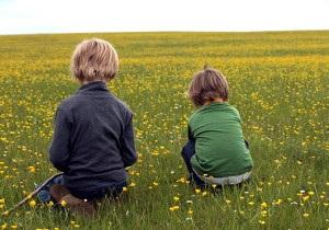 Діти-одинаки - також гарні друзі