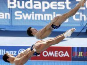ЧЕ по водным видам спорта: Кваша и Пирогов завоевывают золото