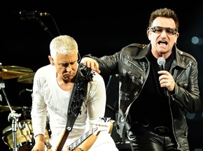 Спартаку придется переехать из-за концерта U2